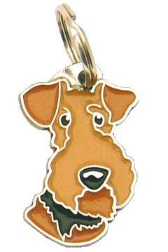ЭРДЕЛЬТЕРЬЕР - pet ID tag, dog ID tags, pet tags, personalized pet tags MjavHov - engraved pet tags online