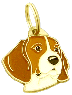 БИГЛЬ - pet ID tag, dog ID tags, pet tags, personalized pet tags MjavHov - engraved pet tags online