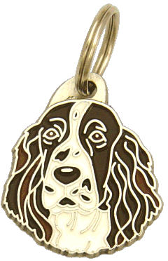 СПРИНГЕР-СПАНИЕЛЬ - pet ID tag, dog ID tags, pet tags, personalized pet tags MjavHov - engraved pet tags online