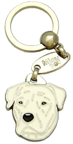 АРГЕНТИНСКИЙ ДОГ - pet ID tag, dog ID tags, pet tags, personalized pet tags MjavHov - engraved pet tags online
