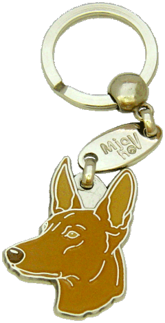 ФАРАОНОВА СОБАКА - pet ID tag, dog ID tags, pet tags, personalized pet tags MjavHov - engraved pet tags online