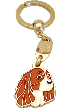 КАВАЛЕР КИНГ ЧАРЛЬЗ СПАНИЕЛЬ - БЛЕНХЕЙМ - pet ID tag, dog ID tags, pet tags, personalized pet tags MjavHov - engraved pet tags online