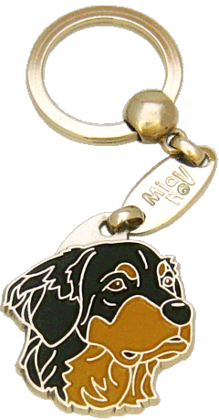 HOVAWART - pet ID tag, dog ID tags, pet tags, personalized pet tags MjavHov - engraved pet tags online