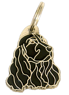 COCKERSPANIEL SORT - pet ID tag, dog ID tags, pet tags, personalized pet tags MjavHov - engraved pet tags online