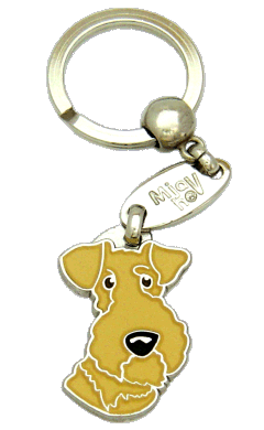 LAKELAND TERRIER - pet ID tag, dog ID tags, pet tags, personalized pet tags MjavHov - engraved pet tags online