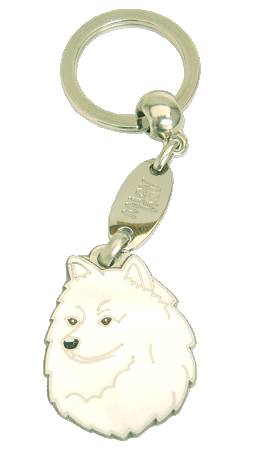 SPIDS HVID - pet ID tag, dog ID tags, pet tags, personalized pet tags MjavHov - engraved pet tags online