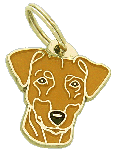 PINSCHER RÖD - pet ID tag, dog ID tags, pet tags, personalized pet tags MjavHov - engraved pet tags online