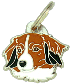 NEDERLANDSE KOOIKERHONDJE - pet ID tag, dog ID tags, pet tags, personalized pet tags MjavHov - engraved pet tags online