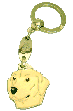 LABRADOR RETRIEVER CREME - pet ID tag, dog ID tags, pet tags, personalized pet tags MjavHov - engraved pet tags online
