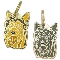 pet tags MjavHov - BERGER PICARD