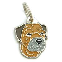 pet tags MjavHov - BORDER TERRIER