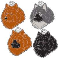 pet tags MjavHov - EURASIER