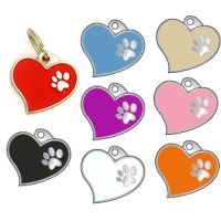 pet tags MjavHov - HEART