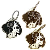 pet tags MjavHov - GERMAN SHORTHAIRED POINTER