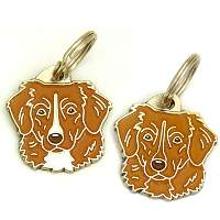 pet tags MjavHov - NOVA SCOTIA DUCK TOLLING RETRIEVER-TOLLER