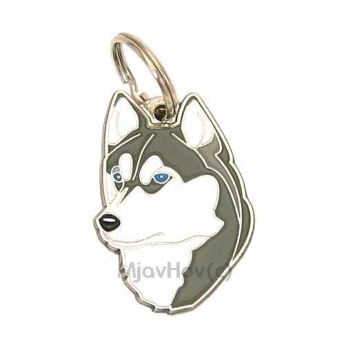 Siberian Husky Pet Tags Mjavhov Pet Id Tags Online Shop
