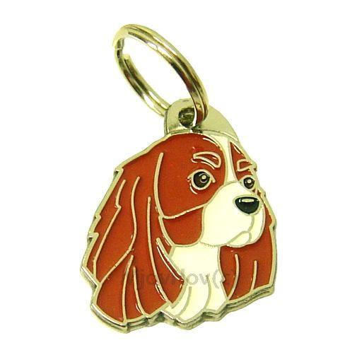 Pendentif chien Cavalier King Charles
