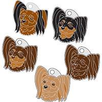 pet tags MjavHov - RUSSIAN TOY