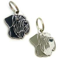 pet tags MjavHov - GIANT SCHNAUZER
