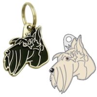 pet tags MjavHov - SCOTTISH TERRIER