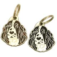 pet tags MjavHov - SPRINGER SPANIEL
