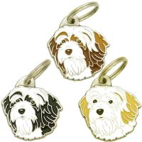 pet tags MjavHov - TIBETAN TERRIER
