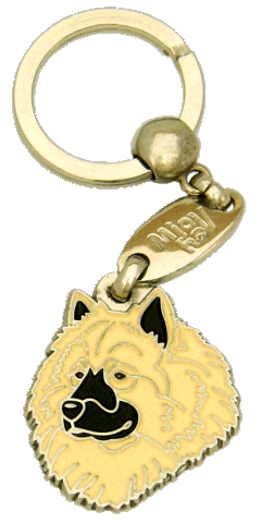 Eurasier kerma - pet ID tag, dog ID tags, pet tags, personalized pet tags MjavHov - engraved pet tags online