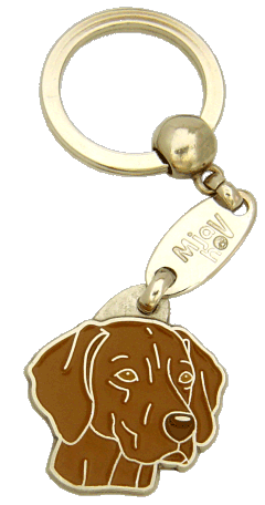 Unkarinvizsla - pet ID tag, dog ID tags, pet tags, personalized pet tags MjavHov - engraved pet tags online