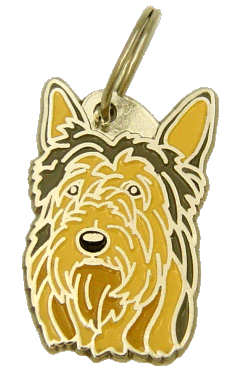 BERGER PICARD <br> (pet tag, engraving included)