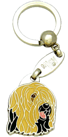 BRIARD <br> (keyring, engraving included)