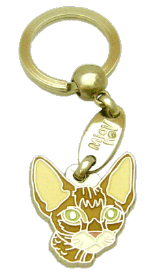 DEVON REX BROWN <br> (keyring, engraving included)
