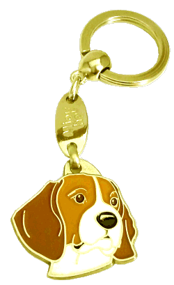 BEAGLE <br> (keyring, engraving included)