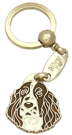 SPRINGER SPANIEL - pet ID tag, dog ID tags, pet tags, personalized pet tags MjavHov - engraved pet tags online
