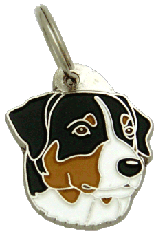 Boiadeiro de Appenzell - pet ID tag, dog ID tags, pet tags, personalized pet tags MjavHov - engraved pet tags online